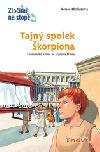 Tajný spolek Škorpiona obálka knihy