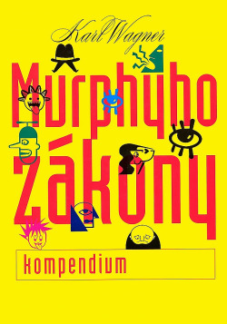 Murphyho zákony - kompendium obálka knihy