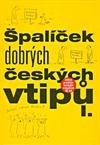 Špalíček dobrých českých vtipů I. obálka knihy