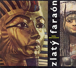 Zlatý faraón obálka knihy