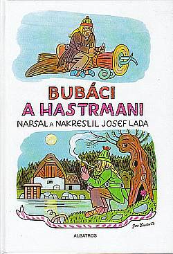 Bubáci a hastrmani obálka knihy