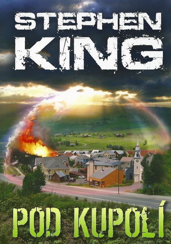 Kniha Pod kupolí (Stephen King)