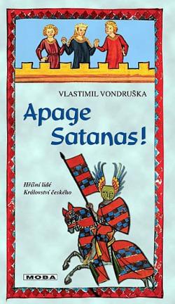 Apage Satanas! obálka knihy
