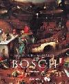Hieronymus Bosch – Malířské dílo obálka knihy