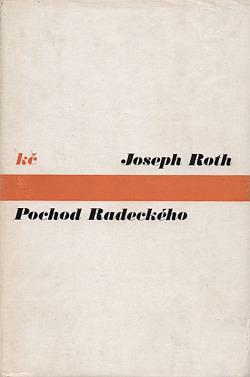 Pochod Radeckého obálka knihy