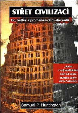 Střet civilizací obálka knihy