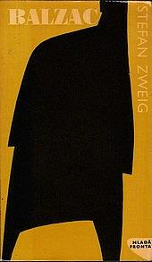 Balzac obálka knihy