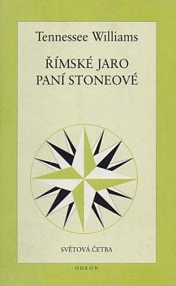 Římské jaro paní Stoneové obálka knihy