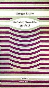 Madam Edwarda / Zemřelý obálka knihy