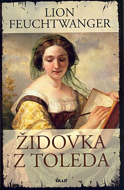 Židovka z Toleda obálka knihy