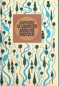 Básnické meditace obálka knihy