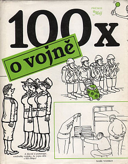 100x o vojně obálka knihy