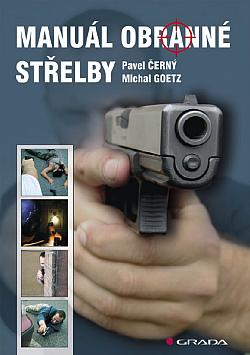Manuál obranné střelby obálka knihy