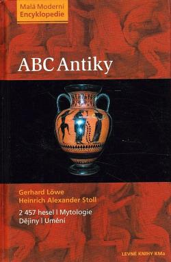 ABC Antiky obálka knihy