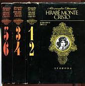 Hrabě Monte Cristo obálka knihy