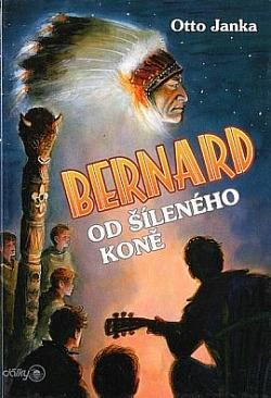 Bernard od šíleného koně obálka knihy