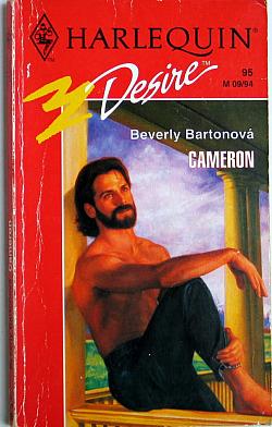 Cameron obálka knihy