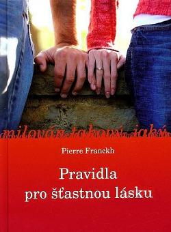 Pravidla pro šťastnou lásku obálka knihy