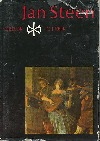 Jan Steen - malíř šprýmů a radostného života obálka knihy