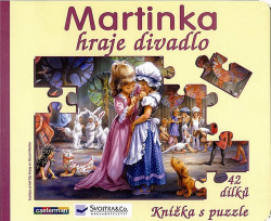 Martinka hraje divadlo obálka knihy