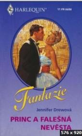 Princ a falešná nevěsta obálka knihy