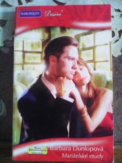 Manželské etudy obálka knihy