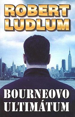Bourneovo ultimátum obálka knihy
