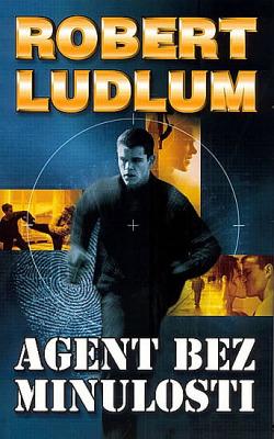 Agent bez minulosti obálka knihy