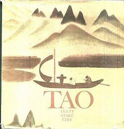TAO  - texty staré Číny obálka knihy