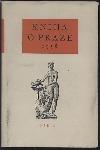 Kniha o Praze: 1958