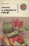 Ovocné a zeleninové nápoje obálka knihy