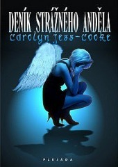 Deník strážného anděla obálka knihy