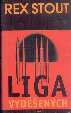 Liga vyděšených obálka knihy