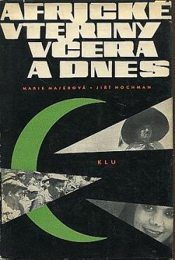 Africké vteřiny včera a dnes obálka knihy