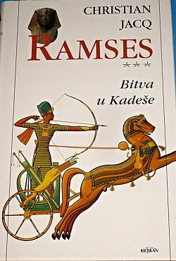 Bitva u Kadeše obálka knihy