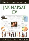 Jak napsat CV obálka knihy