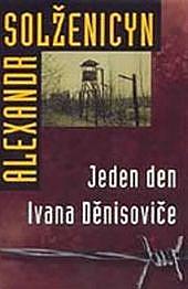 Jeden den Ivana Děnisoviče obálka knihy