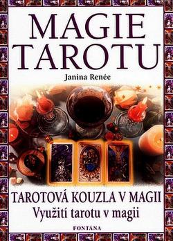 Magie tarotu obálka knihy