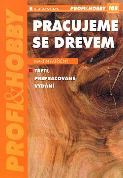 Pracujeme se dřevem obálka knihy