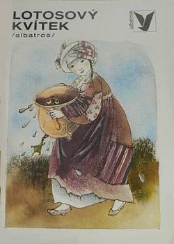 Lotosový kvítek obálka knihy