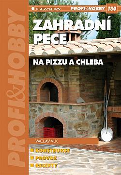 Zahradní pece na pizzu a chleba obálka knihy