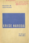 Krise národa