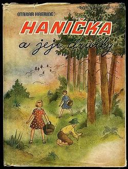 Hanička a její družky obálka knihy