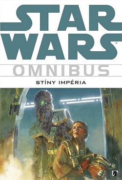 Star Wars Omnibus: Stíny Impéria obálka knihy