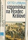 Vzpomínka na Hradec Králové obálka knihy