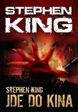Stephen King jde do kina obálka knihy