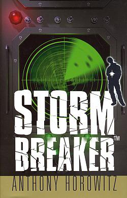 Stormbreaker obálka knihy