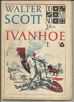 Ivanhoe obálka knihy