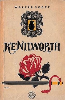 Kenilworth obálka knihy