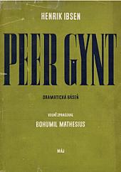 Peer Gynt obálka knihy